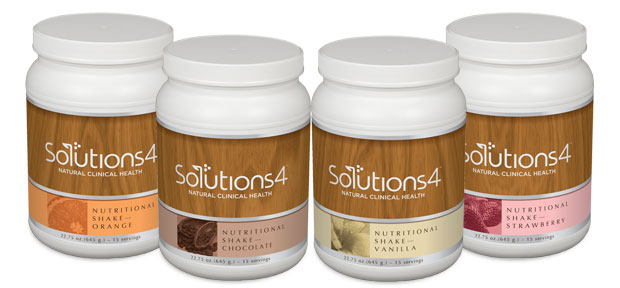 Solutions4 Nutritional Shakes