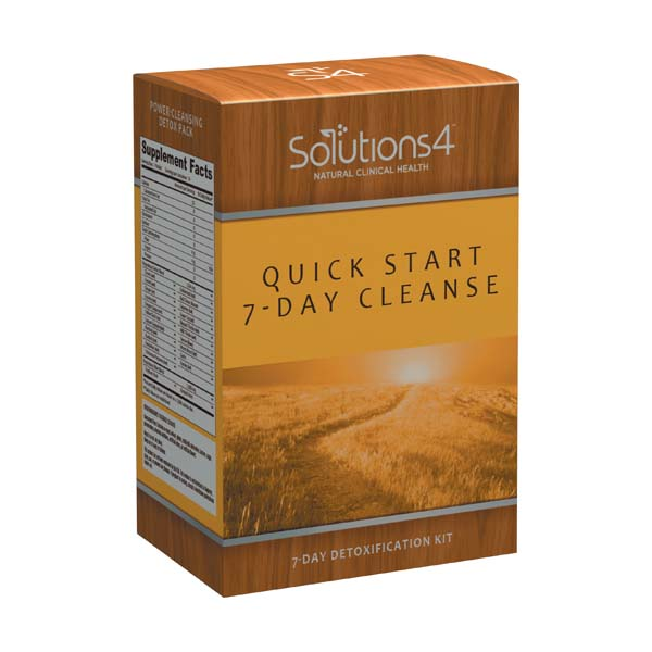 An Essential A Z On Quick Solutions In Weightlifting: Quick Start 7-Day Cleanse