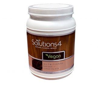 Vegan Chocolate Nutritional Shake