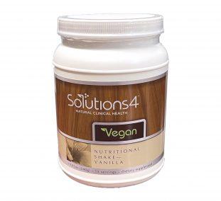 Vegan Vanilla Nutritional Shake